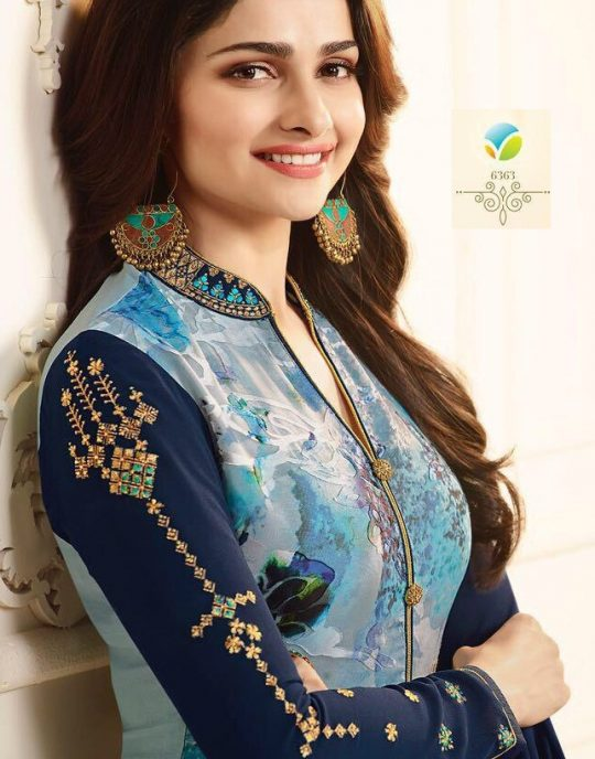 e363b4eb1c VINAY VICTORIA 6361 series FANCY GEORGETTE PRINTED EMBROIDERY SALWAR KAMEEZ  FULL SET WHOLESALE PRICE SALWAR KAMEEZ WHOLESALER SURAT