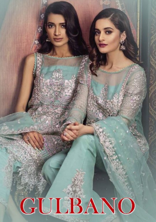 71cbd96a0d Deepsy suit gulbano 93001 to 93007 series fancy pakistani style party wear  poly georgette embroidery salwar kameez collection full set wholesale price  ...