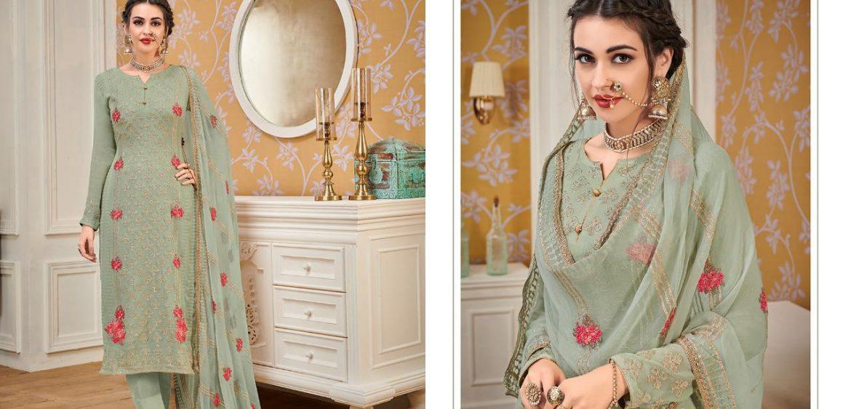 9e263e8964 Hurma vol 13 nx by eba lifestyle 1069 series fancy georgette party wear  salwar kameez collection wholesaler surat