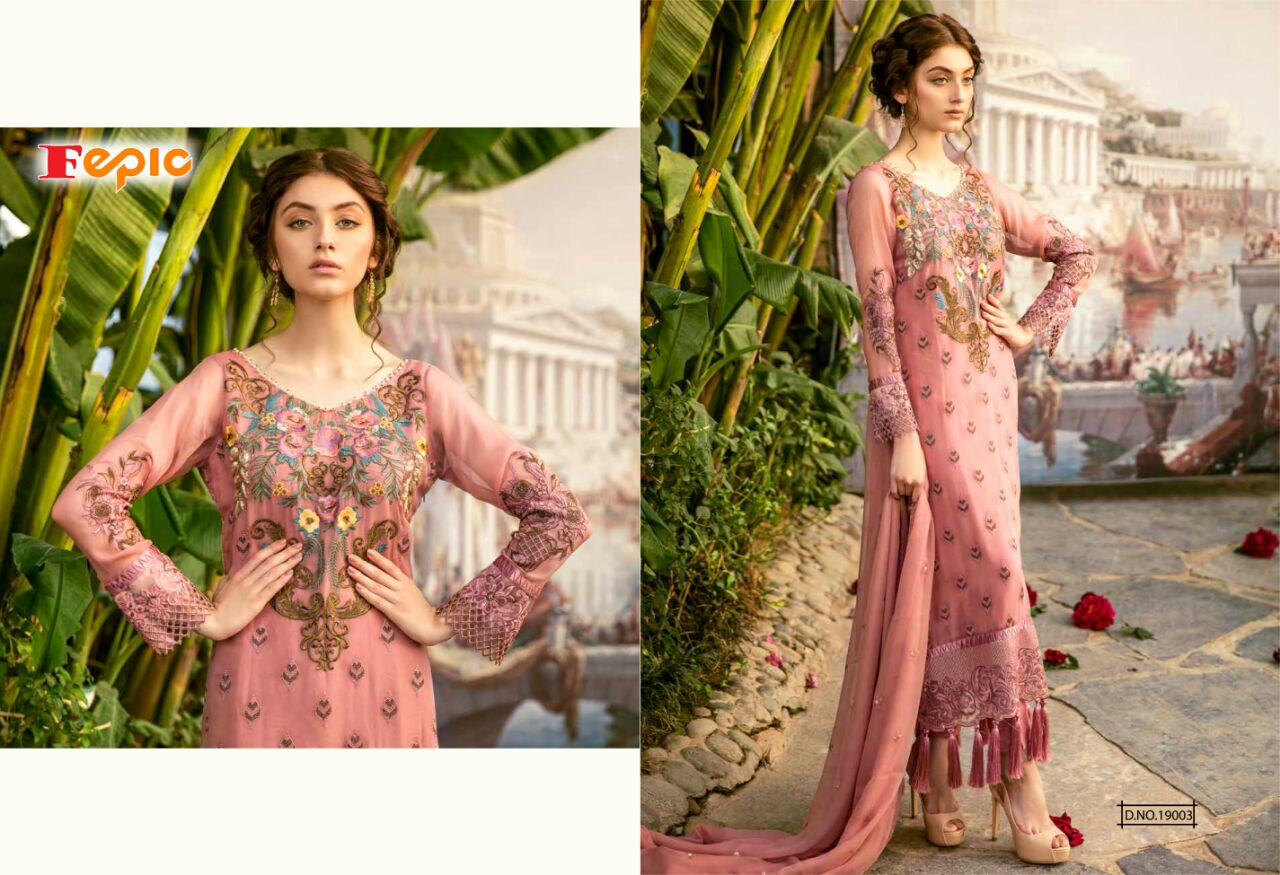 fa3b4edc2a Download Image Zip · Download PDF. FEPIC ROSEMEEN CLASSIC 19001 SERIES  PAKISTANI STYLE SUITS