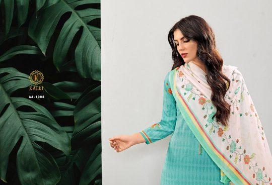 26e487eb38 Kalki vol 1 by kalki fashion lown cotton suits Wholesale supplier gujarat